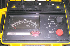 Electrical Diagnostic Testing